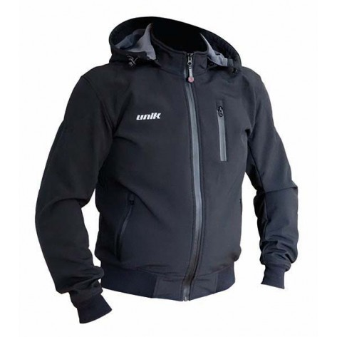 GIACCA SOFT SHELL UNIK SF-01 Black