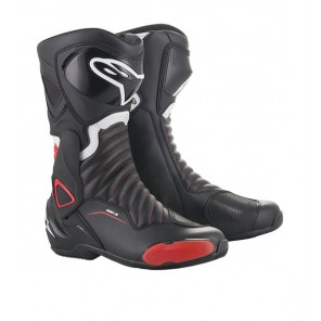 STIVALE ALPINESTARS SMX-6 V2 Black/Red