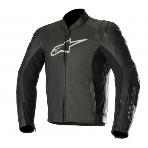 GIACCA PELLE ALPINESTARS SP-1 Black