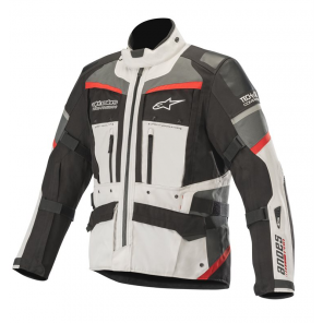 GIACCA ALPINESTARS ANDES PRO DRYSTAR LIGHT GREY/BLACK/DARK GREY