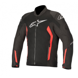 GIACCA ALPINESTARS VIPER V2 AIR Black/Red Fluo (1030)