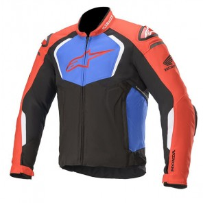 GIACCA ALPINESTARS HONDA T-GP PRO V2 Black/Red/Blue (183)
