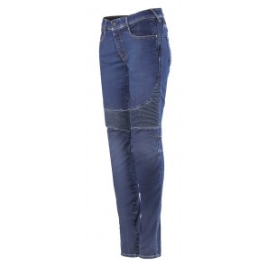 PANTALON DENIM ALPINESTARS STELLA CALLIE Mid Tone Plus Blue (7204)