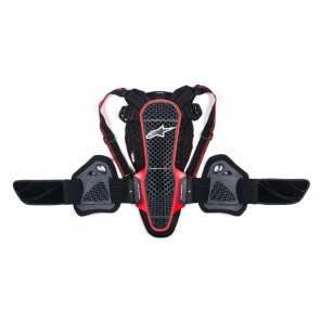PROTEZIONE ALPINESTARS NUCLEON KR-3 Smoke/Black/Red