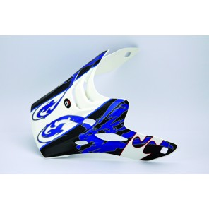FRONTINO ARAI VX-3 Wingflame Blue