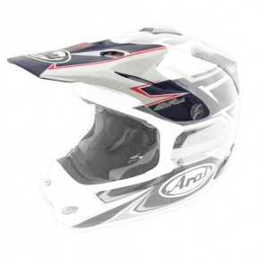 FRONTINO ARAI MX-V SLY RED