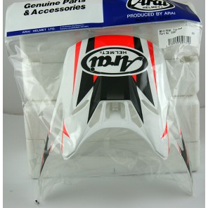 FRONTINO ARAI MX-V TIP RED