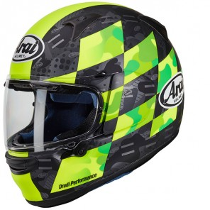 PROFILE-V PATCH FLUOR YELLOW