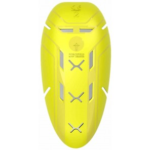 PROTEZIONE BRACCIA ISOLATOR ARMOUR L2 Yellow
