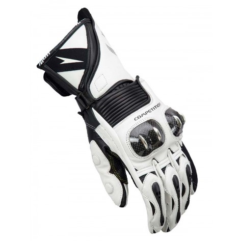 GUANTO UNIK R-8 White/Black