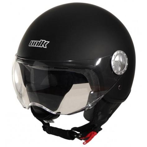 CASCO JET UNIK CJ-06 Frost Black