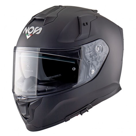 CASCO NOS NS-10 Black Matt