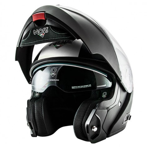 CASCO NOS NS-8 TRITON WHITE MATT