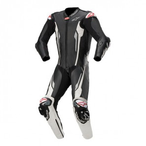 TUTA PELLE ALPINESTARS RACING ABSOLUTE Red/White/Black (321)