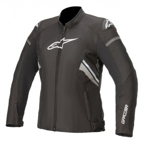 GIACCA ALPINESTARS STELLA T-GP PLUS V3 Black/White ( 12)