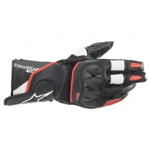 GUANTO ALPINESTARS SP-2 V3 Black/White/Bright Red