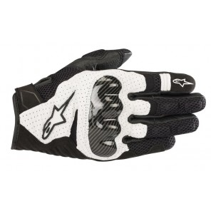 GUANTO ALPINESTARS SMX-1 AIR V2 Black/White