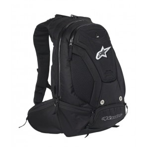 CHARGER BACK PACK Black