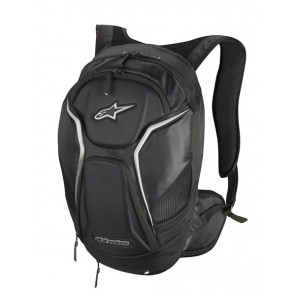 TECH AERO BACK PACK Black/White