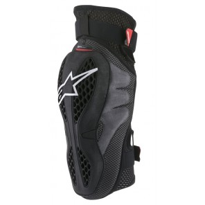 GINOCCHIERA ALPINESTARS SEQUENCE Black/Red