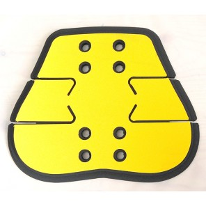 PROTEZIONE TORACE FREEFIT (STD FITMENT) Yellow/Black