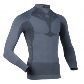 TECHNICAL BASE LAYER L-S SHIRT GRIGIO