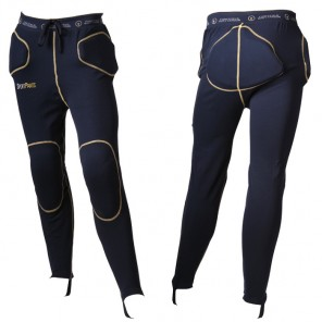 SPORT PANTS 2 Blue/Yellow