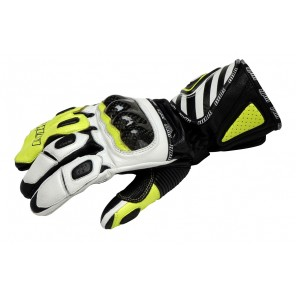 GUANTO UNIK R-9 Black/ Yellow Fluo