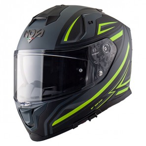 CASCO NOS NS-10 Fastback Fluor Yellow Matt