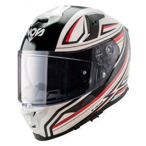 CASCO NOS NS-10 Fastback White