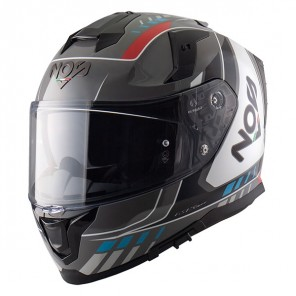 CASCO NOS NS-10 Mig Red/Blue