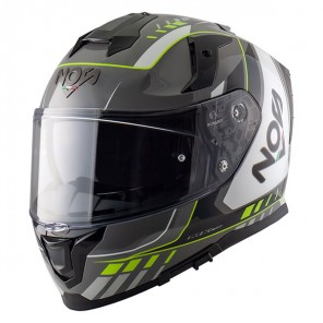 CASCO NOS NS-10 MIG FLUOR YELLOW