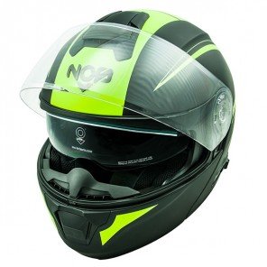 CASCO NOS NS-8 TRITON YELLOW MATT