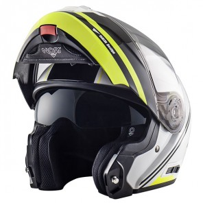 CASCO NOS NS-8 DYNAMIC FLUOR YELLOW