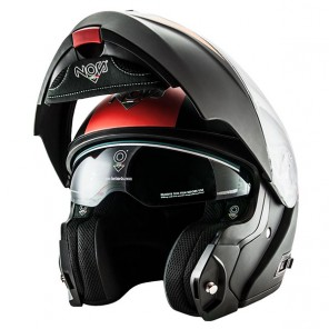 CASCO NOS NS-8 TRITON RED MATT
