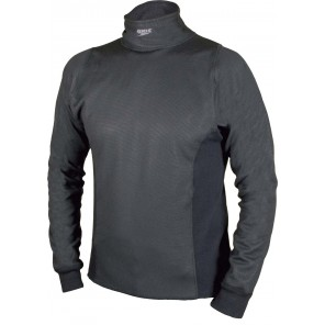 TOP PROTECTION UNIK M/LUNGA UOMO Black
